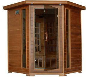 Best 4-person Sauna vs