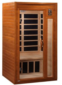 Best Affordable 1-person Far Infrared Sauna