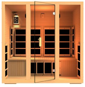 Best Cheap 4 person Far Infrared Sauna