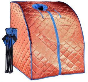 Best Low EMF Portable Infrared Sauna