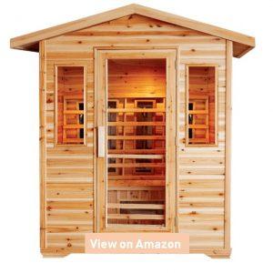 Best Ourdoor Sauna