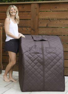 Best Outdoor Portable Infrared Sauna