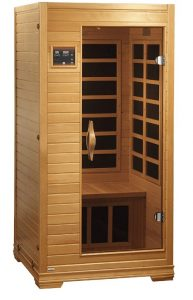 Better Life 1-2-person Carbon Infrared Sauna