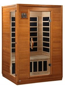 Better Life 2-person Hemlock Infrared Sauna