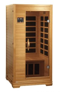 BetterLife 1-2-person Carbon Infrared Sauna