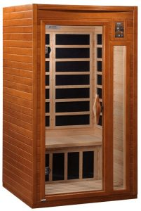 Dynamic 1-2-person Far Infrared Dry Sauna
