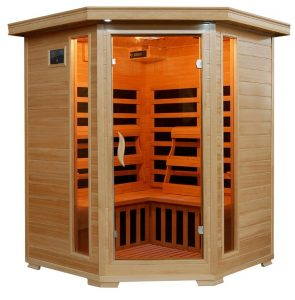 Home Corner Infrared Sauna