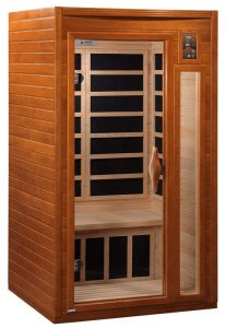 Luxury IR Carbon Sauna