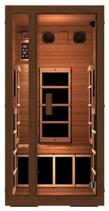 Personal Far Infrared Red Cedar Sauna