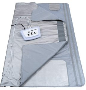 Portable Far Infrared FIR Sauna Blanket