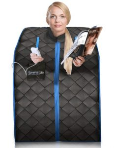 Portable Infrared Sauna Kit for Home