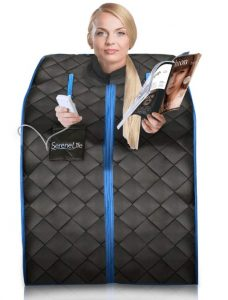 Portable Infrared Sauna for Home Use