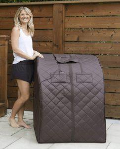 Portable Outdoor Far Infrared Sauna