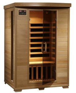 Radiant Sauna 2 person Infrared Sauna