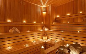 a steam room vs sauna