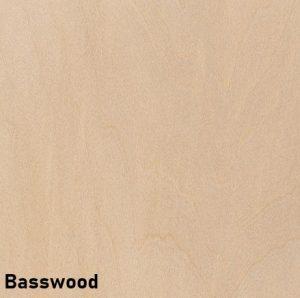 basswood sauna