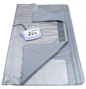 best 1 person Infrared FIR Sauna Blanket