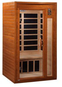 best 1 person far infrared sauna