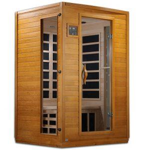 best 2 person far infrared sauna