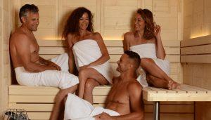 best 4 man infrared sauna