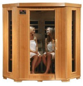 best 4 person home Infrared Sauna