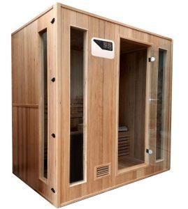best 4 person outdoor Steam Sauna