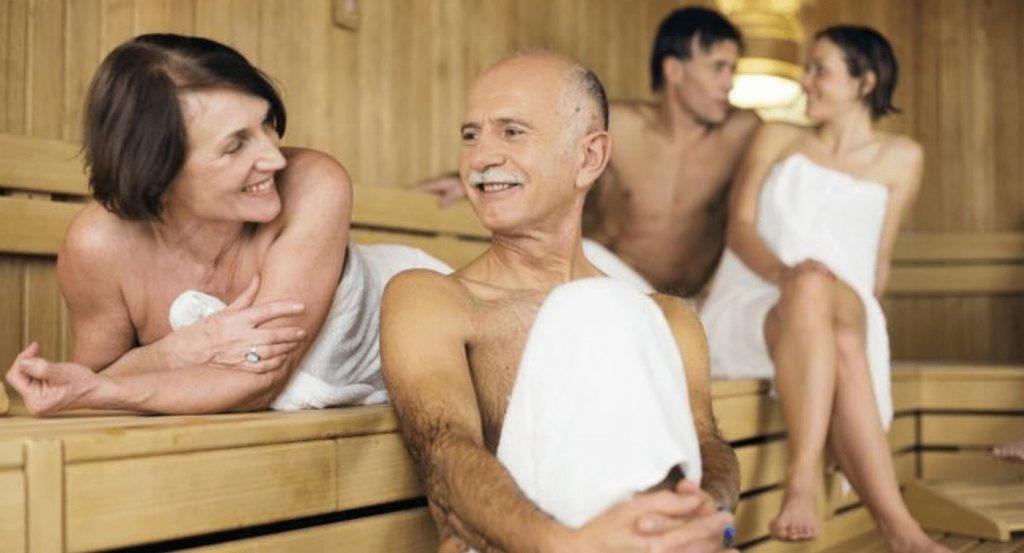 best 4 person sauna
