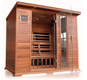 best Home Infrared cedar Sauna