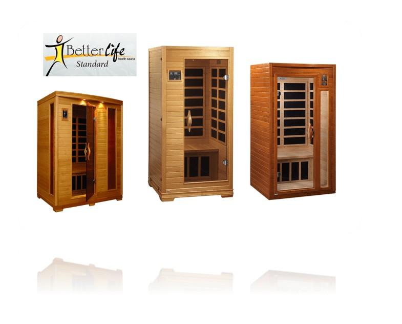 best better life sauna