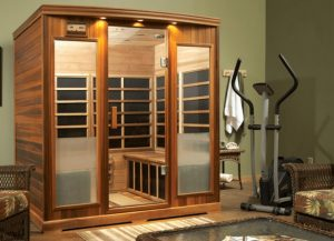 best carbon infrared sauna