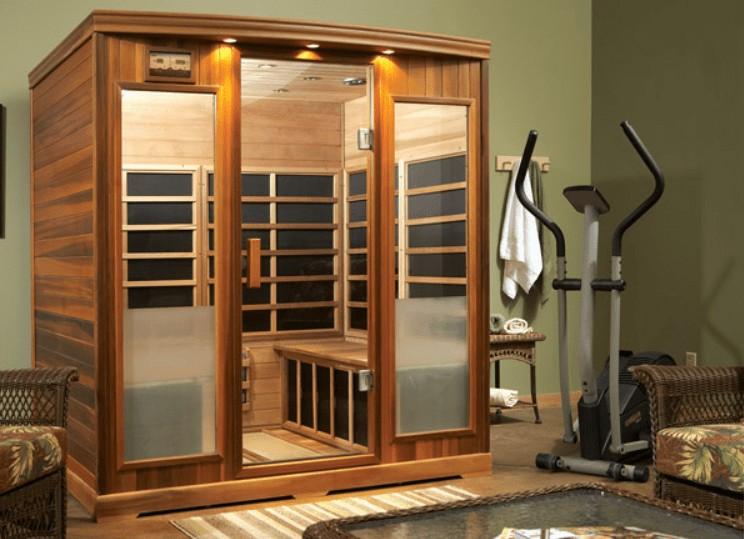 best carbon infrared sauna
