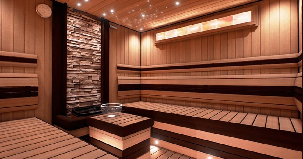best cedar sauna