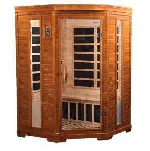 best corner infrared sauna