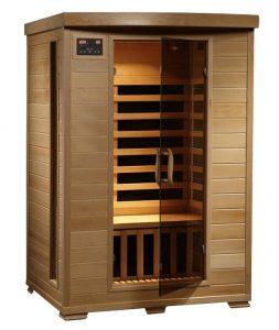 best home far infrared sauna