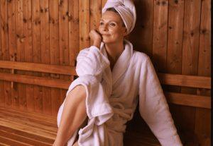 best mini sauna