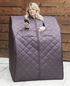 best outdoor Mini Far Infrared Sauna