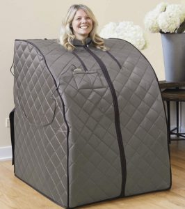 best personal far infrared portable sauna