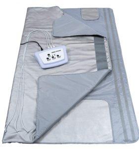 best portable infrared sauna blanket