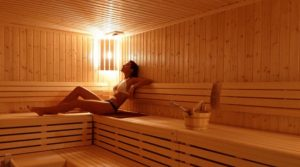 best wood for infrared sauna