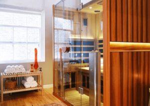 carbon sauna