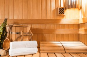 how to use a steam sauna