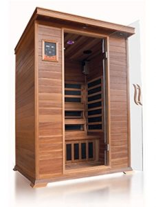 infrared sauna for two