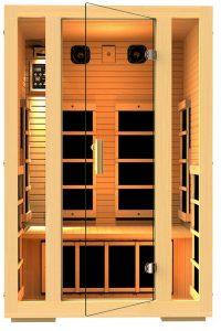 infrared sauna low emf