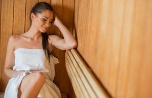 mini sauna 1 person