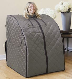radiant sauna 1 person rejuvenator portable sauna