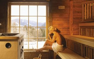 safely using sauna