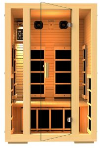 2 person indoor sauna