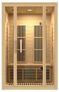 best carbon indoor sauna