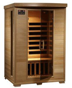 best indoor home sauna