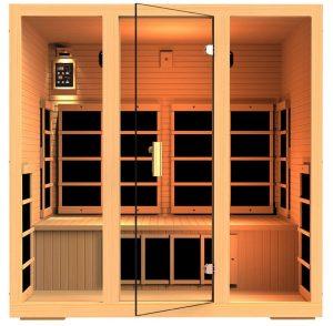best indoor infrared sauna